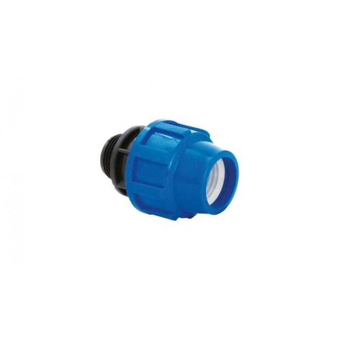 Conector PEHD 25x3/4 FE